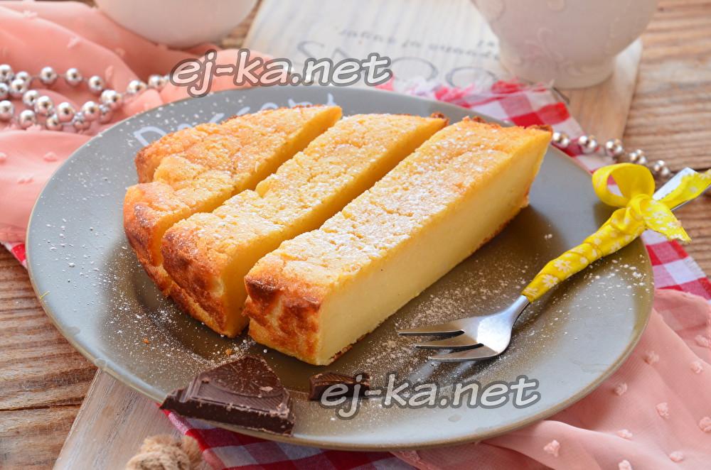 мандариновый кекс