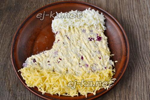 украить сыром