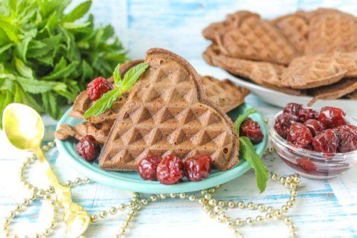 Мягкие вафли в мультипекаре - рецепт пошаговый с фото