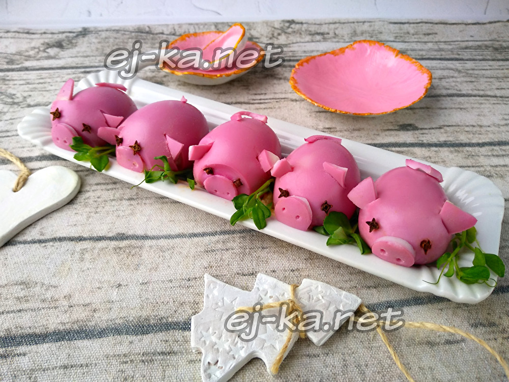 закуска свинки