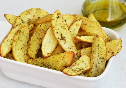 Картофель по-ирландски
