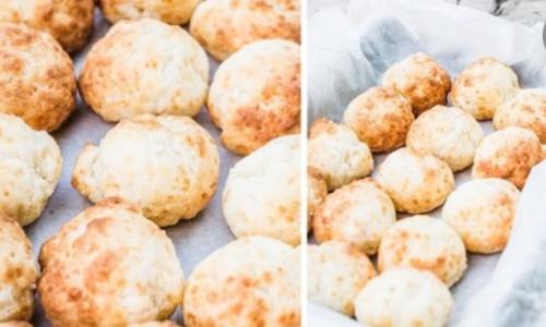 Бразильские сырные шарики