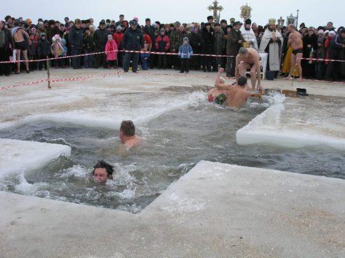 купание на крещение в спб