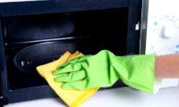 Эффективные способы как очистить микроволновку от жира