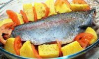 Рецепты форели в духовке, чтобы была сочная и вкусная