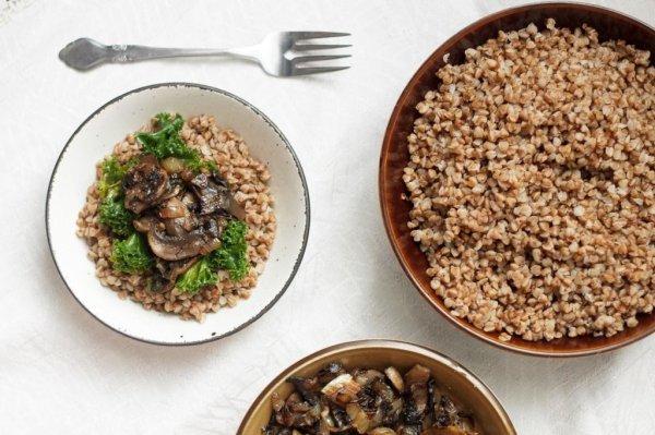 Сварить гречку рассыпчатой простой рецепт в кастрюле пропорция #6