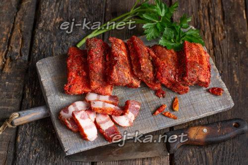 мясной деликатес готов