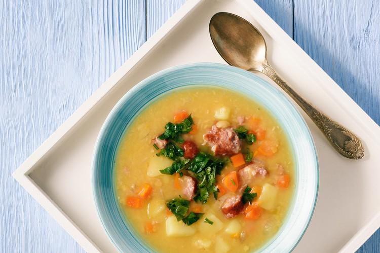 Как правильно добавлять соду в гороховый суп — photo 9