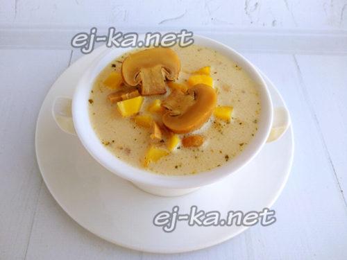 разлить суп на порции