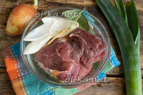 говядина со специями