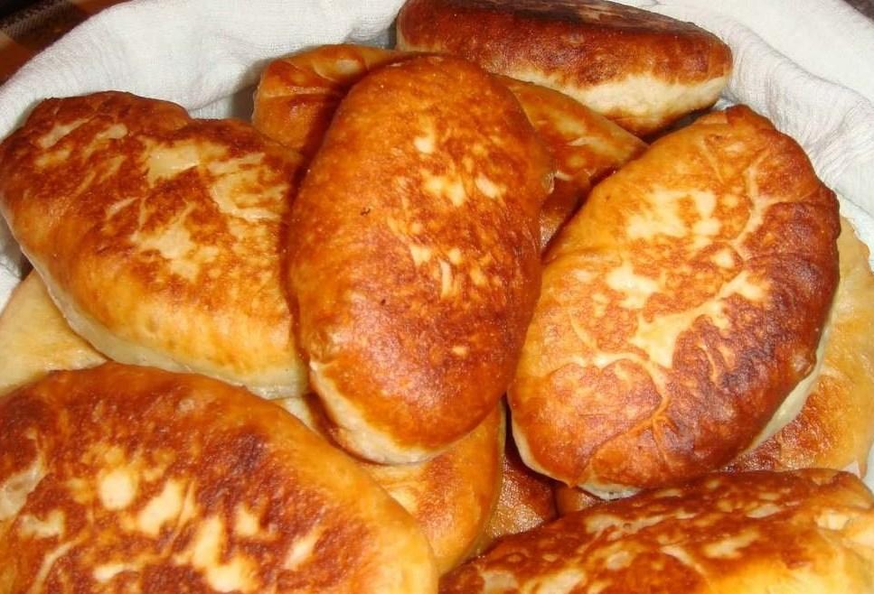 пирожки на сковороде рецепты с фото пошагово насыщенности