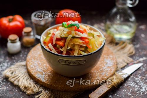 """салат """"Кубанский"""" готов"""