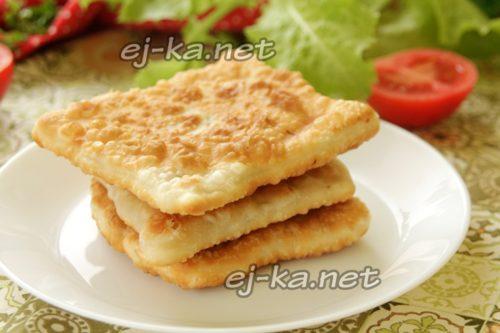 таджикские лепешки готовы