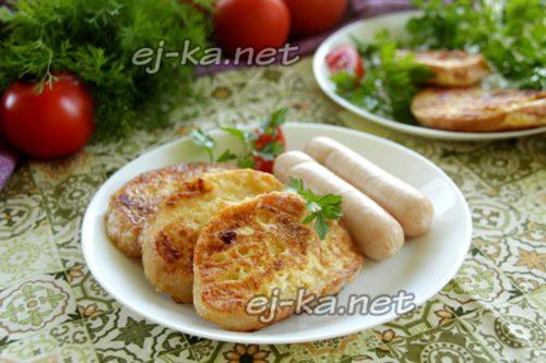бутерброды и сосиски