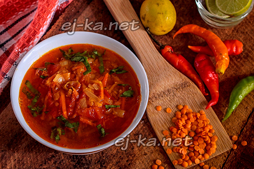 суп Дхал