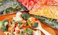 Овощи Полуфабрикаты