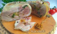 мясо из рульки
