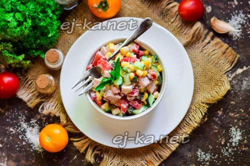 """салат """"Хмельницкий"""" готов"""