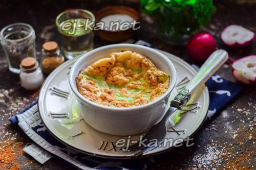 кабачковое суфле