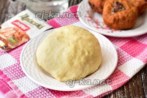 вкусное тесто