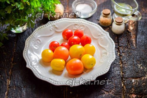 помидоры на заготовку