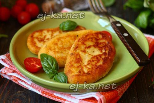 вкусное блюдо из картошки