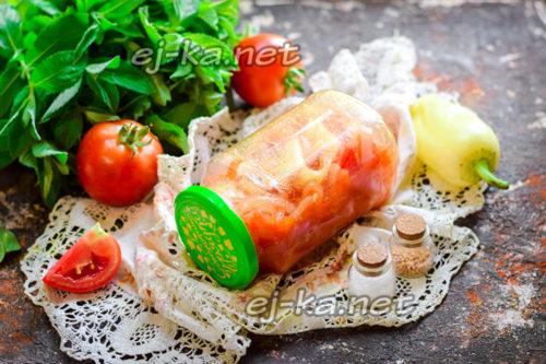 лечо из перца в томатном соусе
