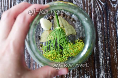 специи и зелень
