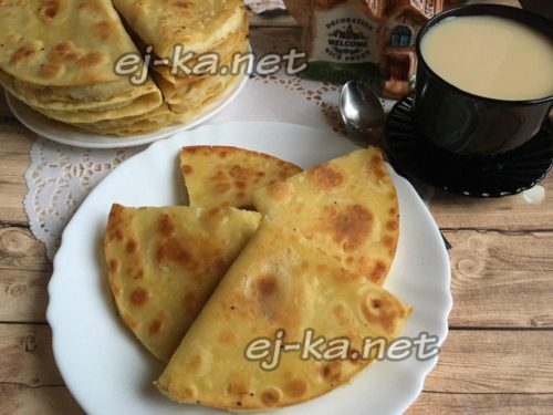 вкусное татарское блюдо