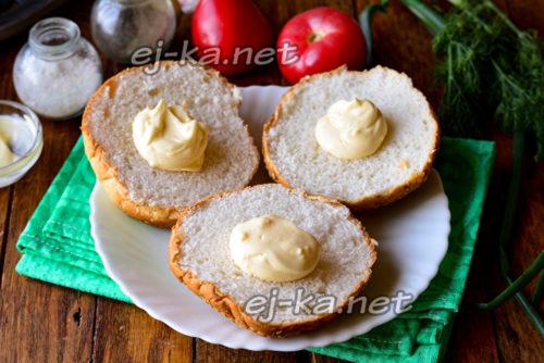 на хлеб