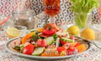 салат из остатков