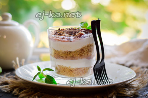 десерт на праздник