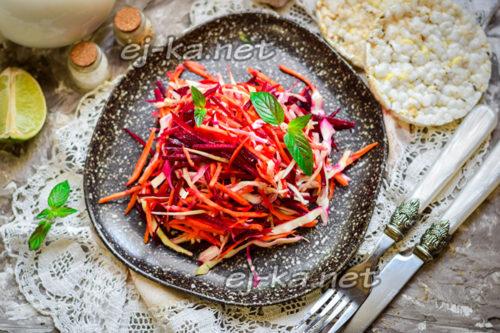 похудеть с помощью салата