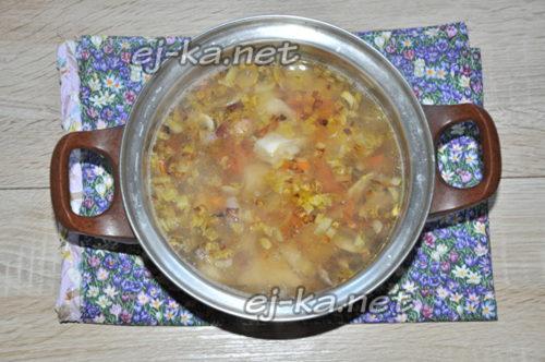 уварим суп