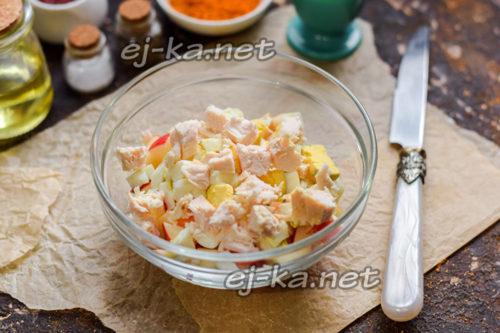 готовим салат