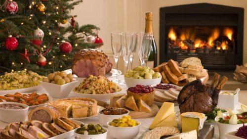 какие блюда подать на новый год