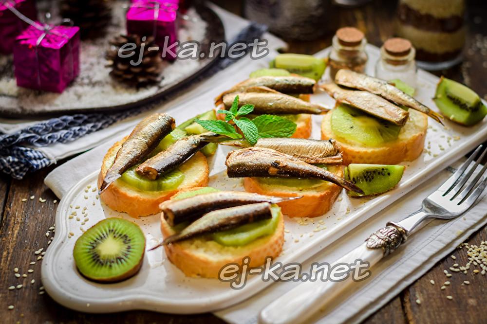 вкусные бутерброды