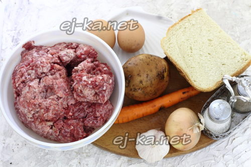 котлеты без мясорубки