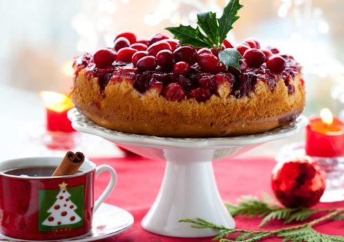 Новогодние пироги