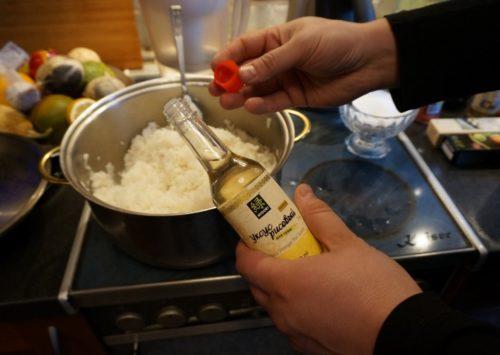 рисовый уксус для суши