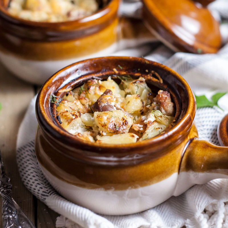 Рецепты вторых русских блюд с фото