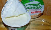 Сыр каймак: что это