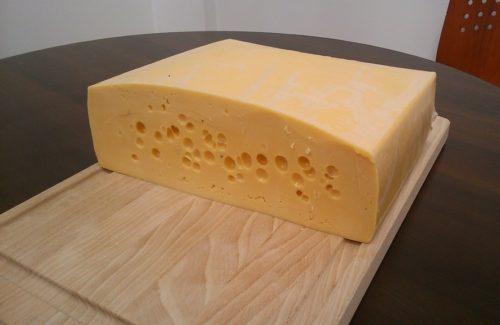 фото домашнего сыра