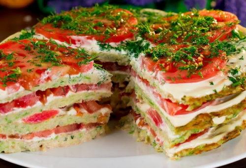 kabachkovyj tort