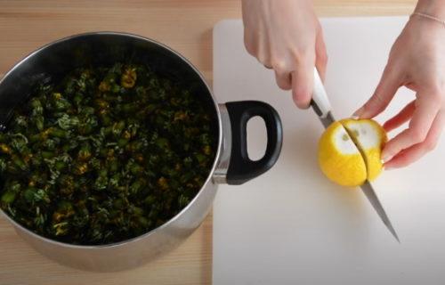 oduvanchiki i limon