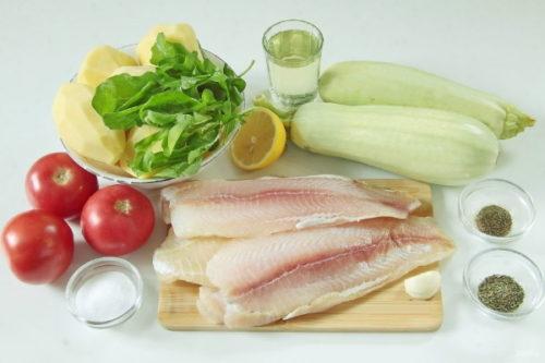 ryba s kabachkami ingreienty
