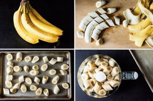 narezaem banany