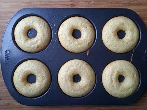 пончики в форме