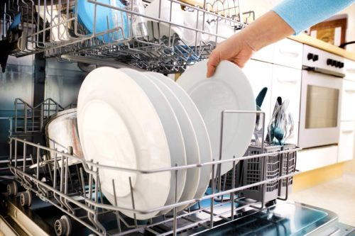 таблетки для посудомойки
