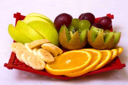 Что делать с немного подпортившимися фруктами